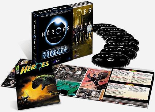 Edición especial de Heroes