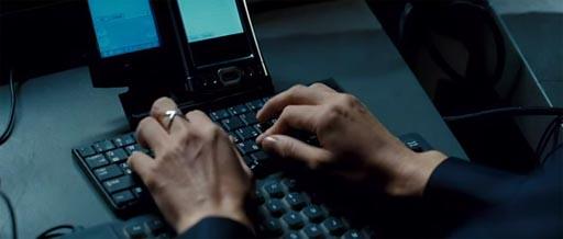 Maggie Q noutro teclado