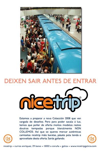 camisolas de Nicetrip a 12 euros