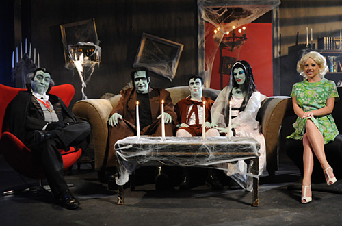 Not The Munsters XXX