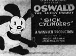 Oswald, el conejito afortunado