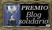 Premio Blog Solidario