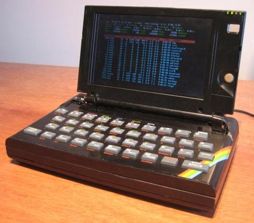 ZX Spectrum portátil