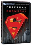 Superman: Doomsday en DVD