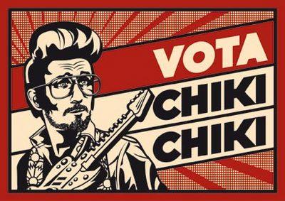 Vota Chiki Chiki