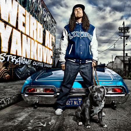 Portada do novo disco de Weird Al Yankovic