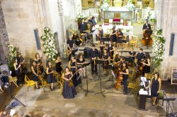 II Concerto de Verán dende arriba