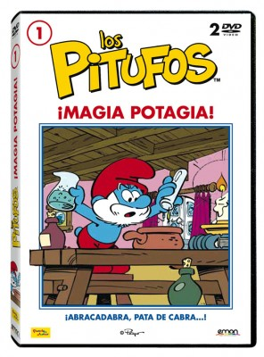 Los Pitufos - Magia Potagia
