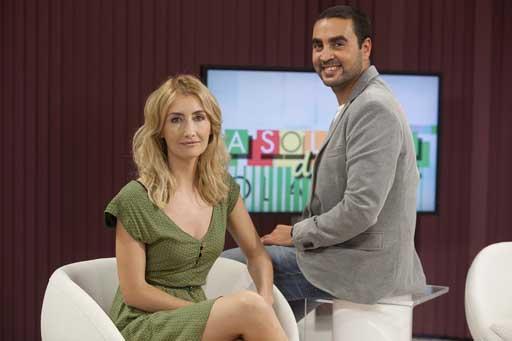 Beatriz Manjón e Sevi Martínez