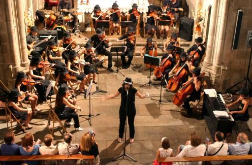 Concerto de Melide Vida Musical