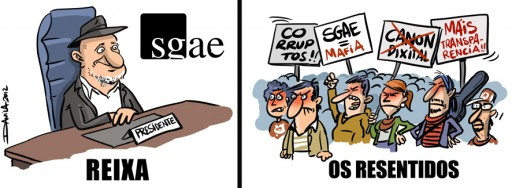 Reixa na SGAE