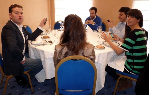 mesa iphoneira