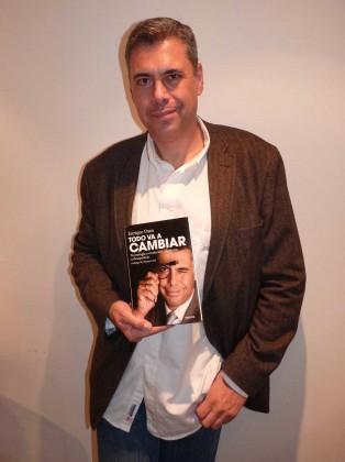 Enrique Dans co seu libro