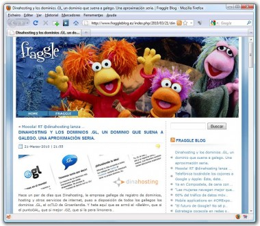Fraggle Blog