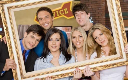 Friends A XXX Parody reparto