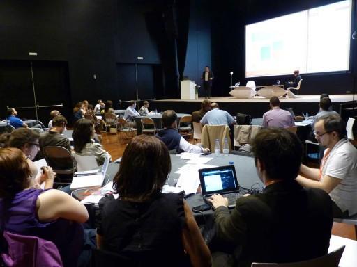 Juan Pablo Bustos en B-web 2011