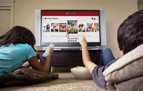 Os contidos de Netflix están accesibles incluso dende a Wii