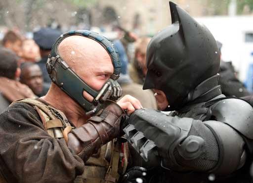 Bane contra Batman