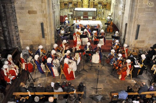 II Concerto de Aninovo da Asociación Cultural Melide Vida Musical