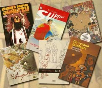 Viñetas desde o Atlántico 2012