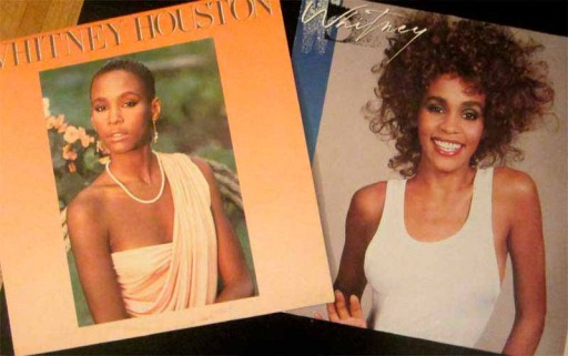 Discos de Whitney Houston