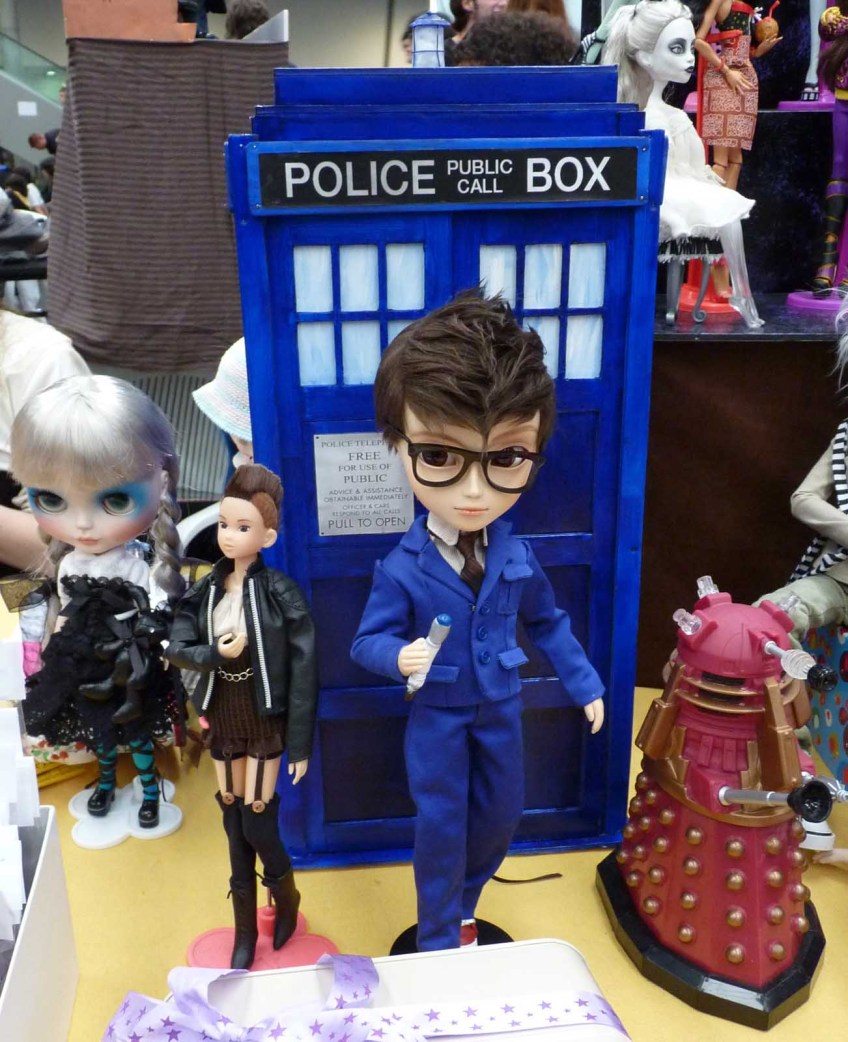 Dr. Who en plan Pulips