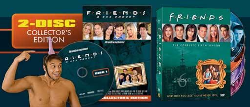 contraste de caixas do DVD