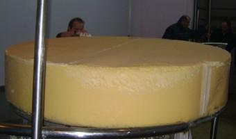 O queixo xigante de Arzúa