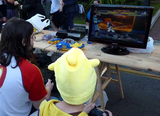 Videoxogos en Viñetas desde o Atlántico