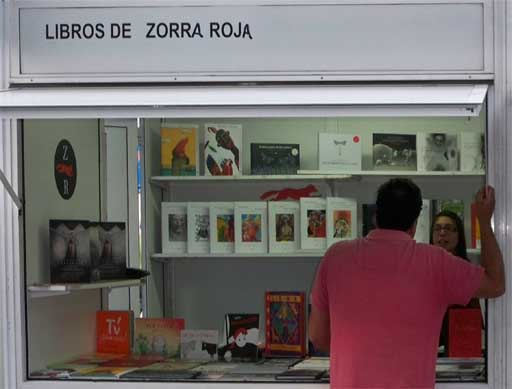 Libros de Zorra Roja