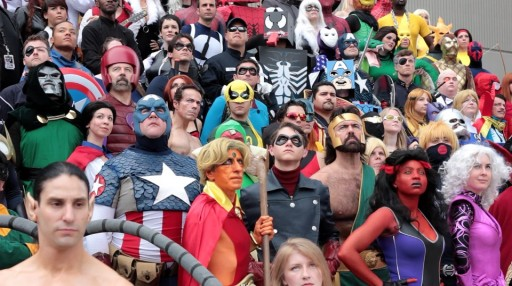 Cosplay Marvel