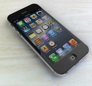 Así podería ser o novo iPhone 5