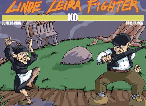 Linde Leira Fighter