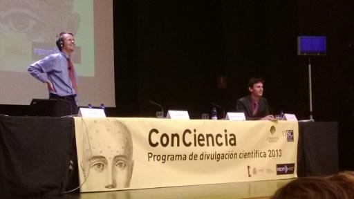 Eric A. Cornell e Jorge Mira