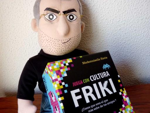 iCEO con Juega con Cultura Friki