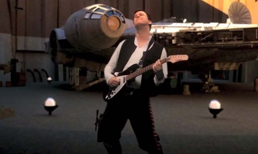 O auténtico Han Solo