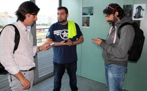 Fernando Prieto, Maci e Carlos Fernández