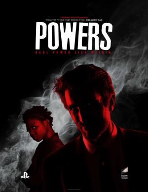 Cartel promocional da serie