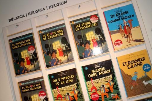 cómics belgas