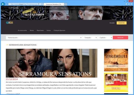 Serramoura Sensations