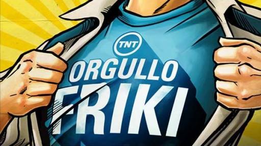 Orgullo Friki en TNT
