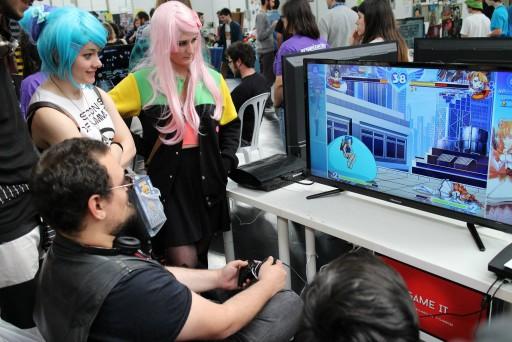 videoxogos e cosplay