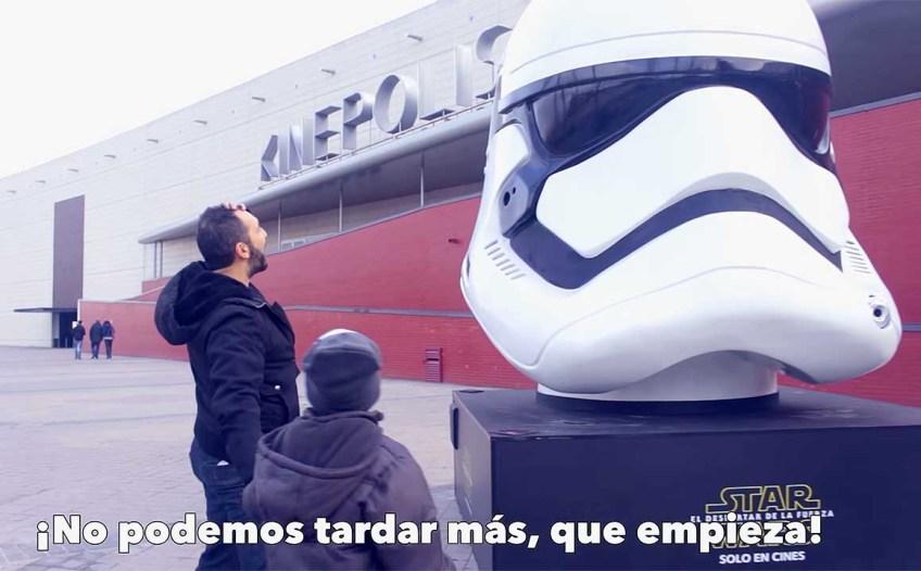 No me gusta Star Wars - El Musical