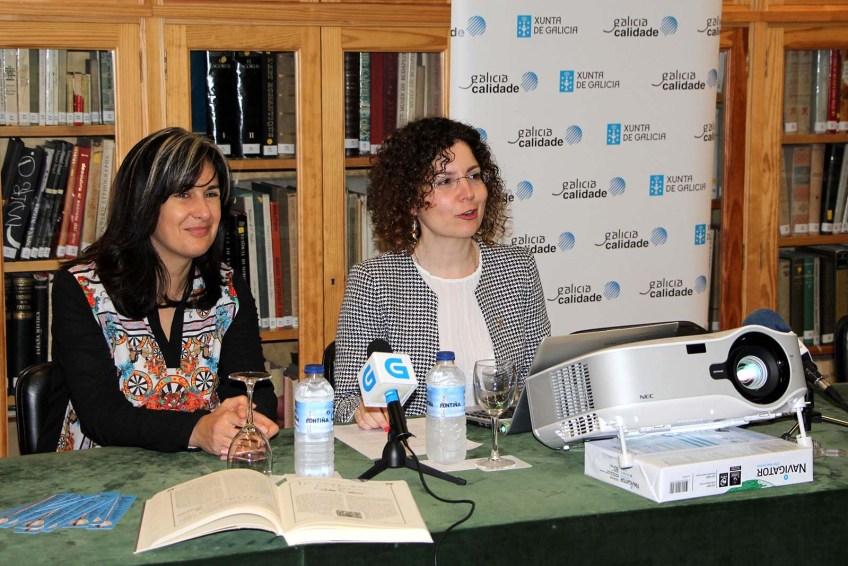 Nani e Edita anuncian a campaña Cultiva a Cultura