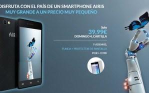 Promoción de Airis e El País