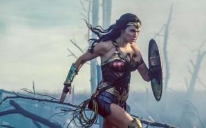 Unha semana para Wonder Woman