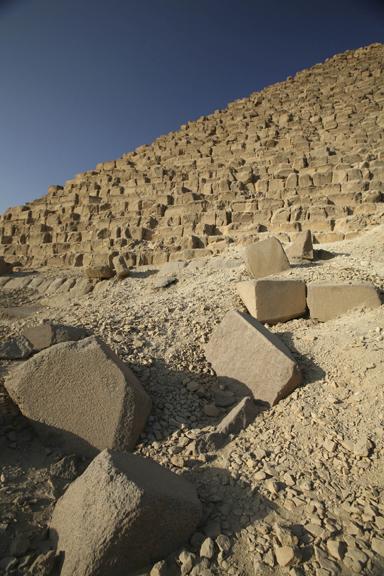 Ghiza pyramid