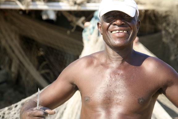 fisherman, Angola
