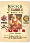 Beer & Carols Flyer 2016
