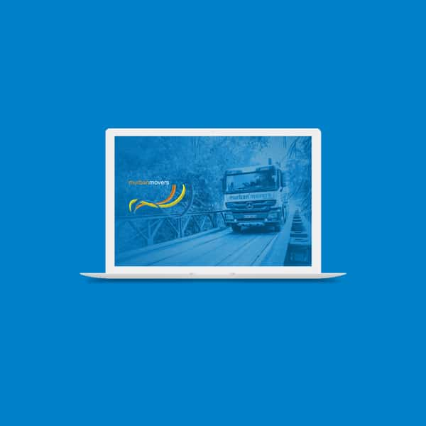 Murban Movers Website Development